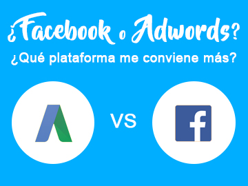 Facebook Ads contra Google Adwords